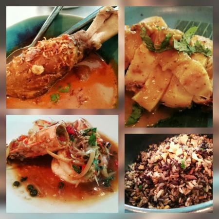 Lovely food presentation