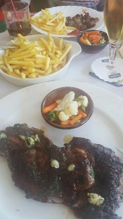 Restaurant le Relais des Châteaux