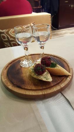 Great Georgian cuisine