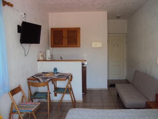 Elite Apartments : Studio inside