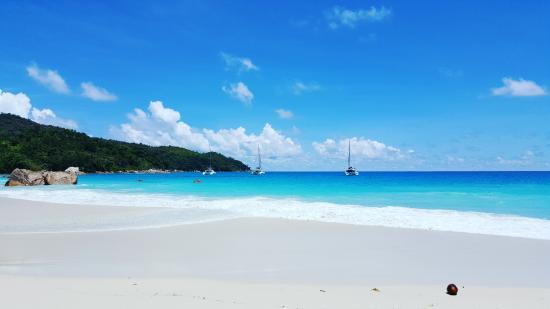 Praslin-øya, Seychellene: Idyllic Place
