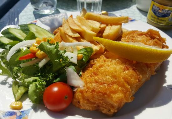 Best Fish And Chips Restaurant In Southend