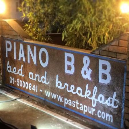 Piano B&B