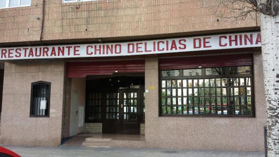 Delicias de China