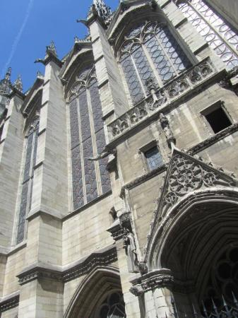 Paris, France: la chapelle