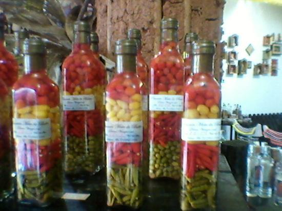 Ibirataia, BA: Varias Pimentas