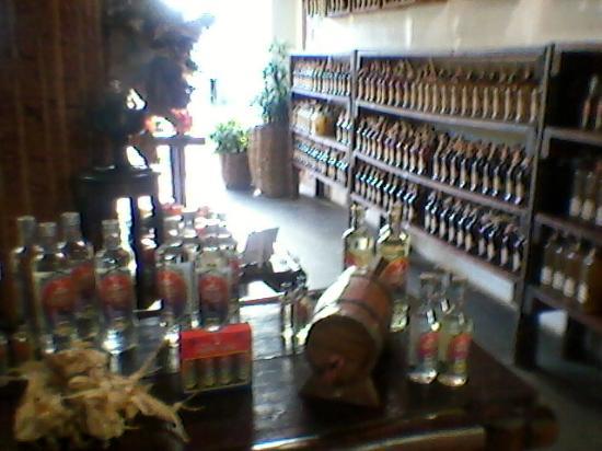 Ibirataia, BA: Interior da loja