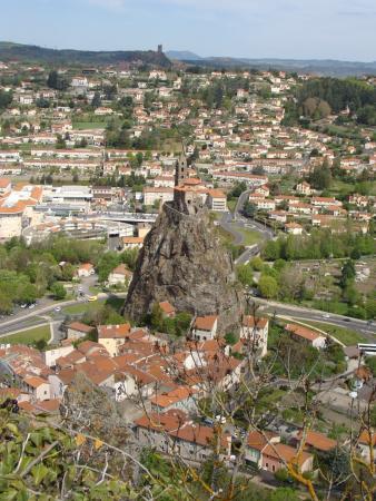 Chapelle st michel d 39 aiguilhe picture of chapelle st for Garage ad le puy en velay