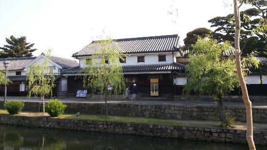 Okayama Prefecture, Japan: 倉敷美觀,古色古香,充滿江户時期的風格,小橋流水,花木扶疏,美不勝收,
