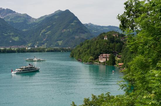 Ringgenberg, Svizzera: Aussenansicht