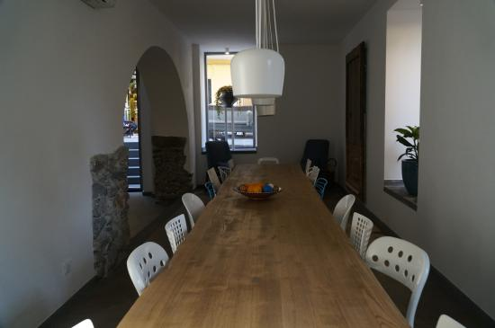 Hotel Marina Piccola : The breakfast table