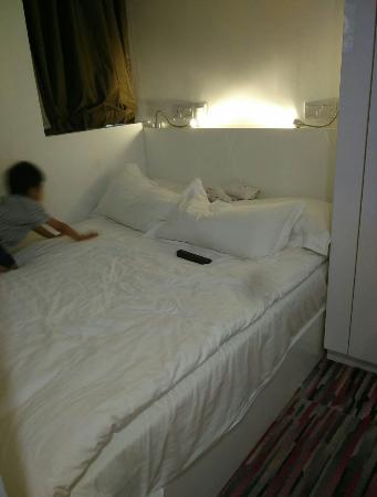 Pegasus Hotel: The Smallest Room Is Name As Superior Room. This Hotel Doesnu0027