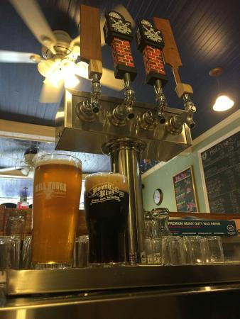 Cupoccino Cafe: Local Craft Beers!