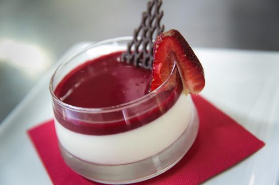 Hotel Restaurant La Pietra : Dessert