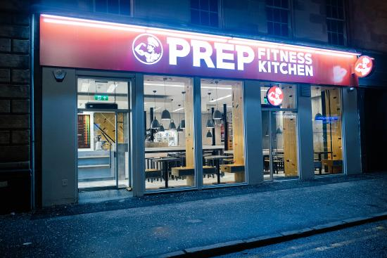 Prep Fitness Kitchen