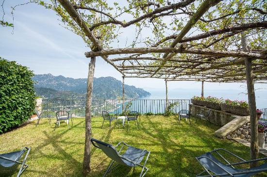 Villa Amore: giardino