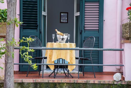 Villa Amore: balcone camera