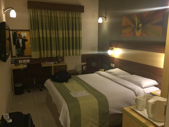 Clean, Budgetary Hotel for Short Stay travelers