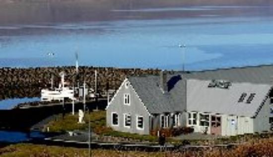 Budardalur, Islandia: Cafe & Restaurant by the Harbour