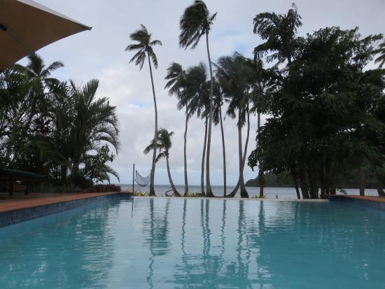 Lalati Resort & Spa: Pool view
