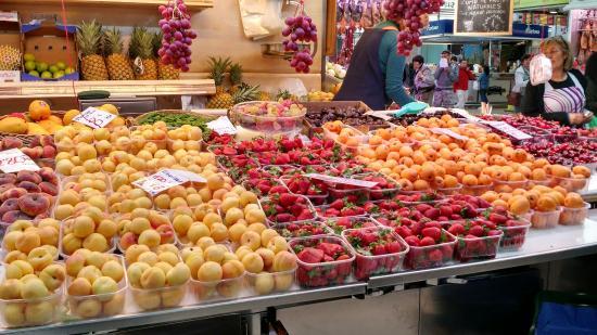 Mercado central de Valencia. Imperdible! - Foto van Central Market (Mercado C...