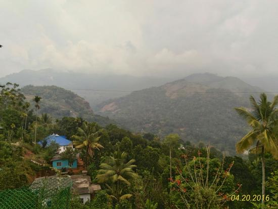 view from terrace picture of anna homestay chithirapuram rh tripadvisor in