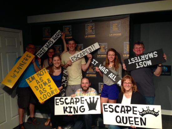 La Crosse Escape Room