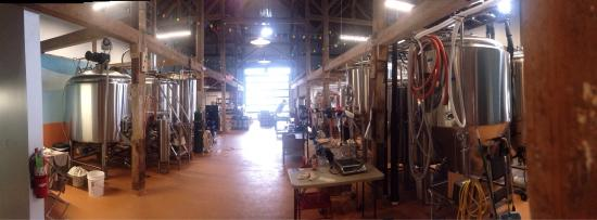 North Hampton, NH: Nice brewery