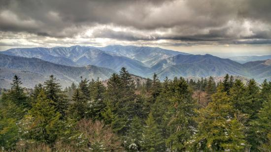 Mount Sterling Great Smoky Mountains National Park Tn