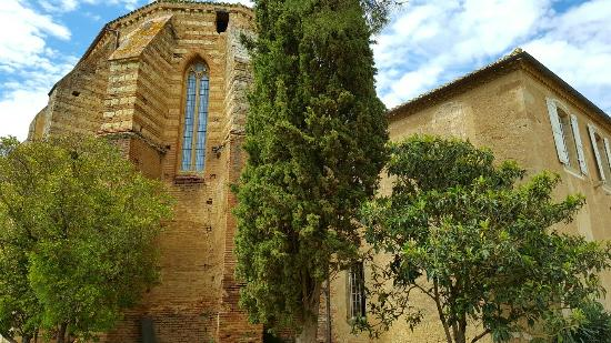 Abbaye Sainte Marie de Boulaur