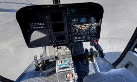 OC Helicopters : Heli Cockpit