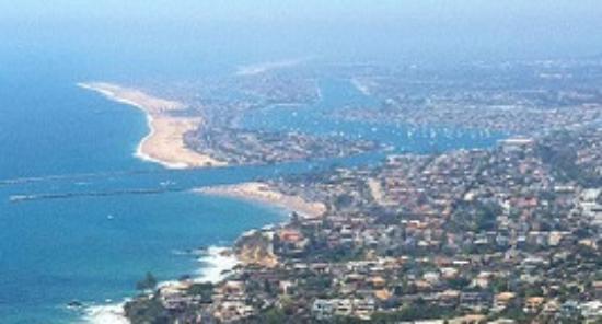 OC Helicopters : Pemandangan dari udara