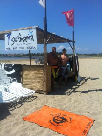 Surfmania kite & surf center Nin