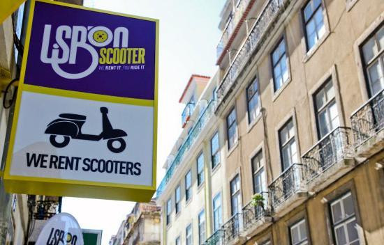 Lisbon Scooter