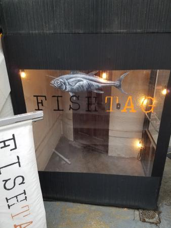 Fish tag new york city restaurantanmeldelser tripadvisor for Fish tag nyc