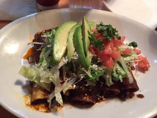 Norristown, เพนซิลเวเนีย: Yummy Enchiladas