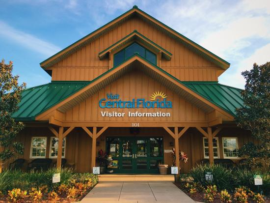 ‪Central Florida's Visitor Information Center‬
