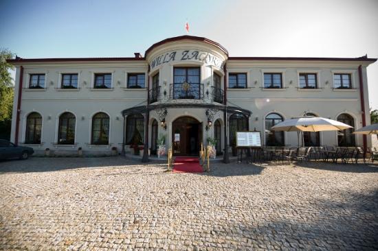Hotel Willa Zagorze Okuniew Poland Villa Reviews Photos