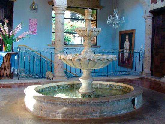 Foto de Villa del Angel Bed and Breakfast