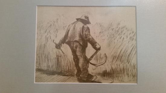 Muzeul de Arta: Van Gogh