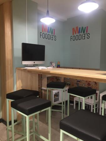 Foodie's Fast Casual