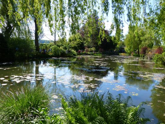 Giverny, France: composition picturale