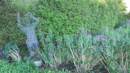 Tokai, Sydafrika: Art in the Garden