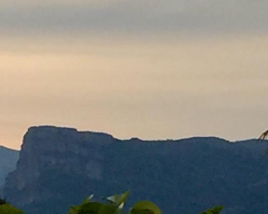 Le baou de saint jeannet l 39 heure du coucher du soleil picture of baou de saint jeannet - Heures coucher du soleil ...