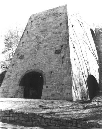 Lonaconing Iron Furnace and Park