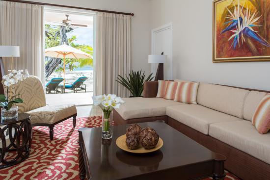 Spice Island Beach Resort: Cinnamon & Saffron Suites