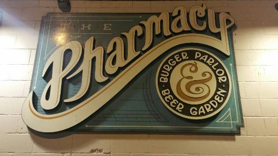 20160506 205021 picture of the pharmacy burger parlor beer garden nashville for The pharmacy burger parlor beer garden