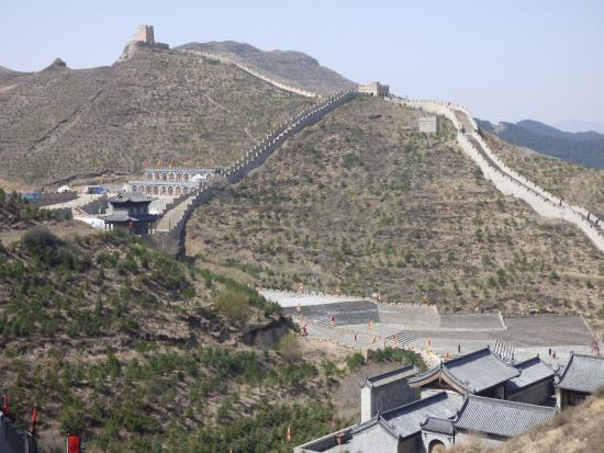 Dai County, China: Yanmen Pass