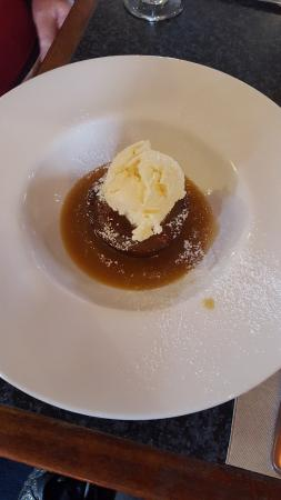Parkview Hotel: Sticky Date Pudding
