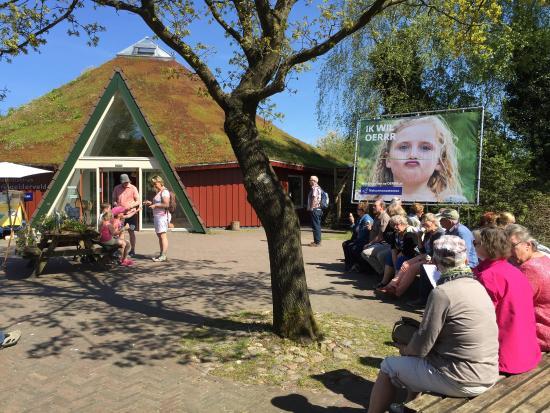 Ruinen, هولندا: Bezoekerscentrum Dwingelderveld